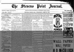 The Stevens Point Journal