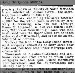 The Brooklyn Daily Eagle, Brooklyn, NY March 7, 1897  Page 10 Part 3