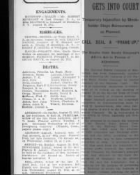 Beil , Dora - Obituary  27 August 1912- pg 18