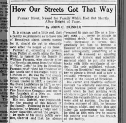 how our streets got that way 4/14/29