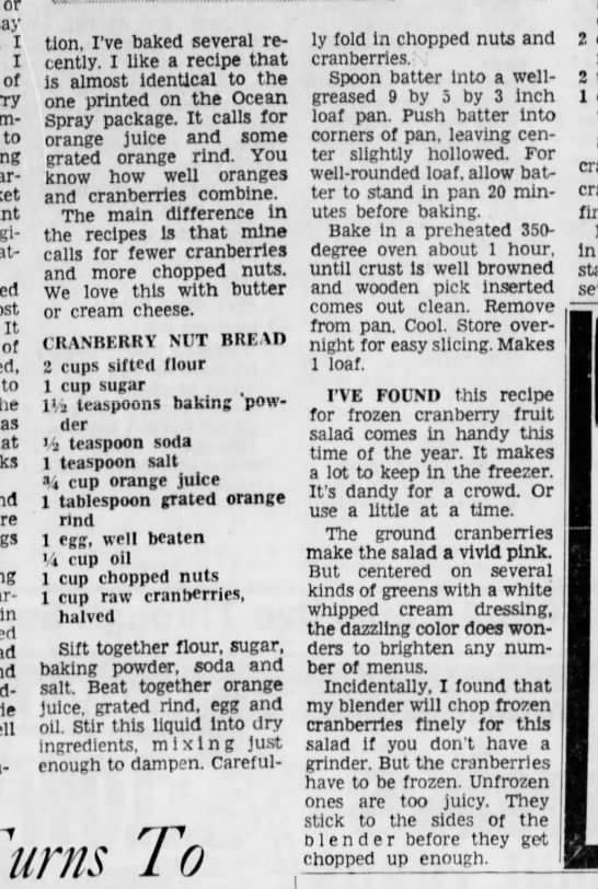 Cincinnati Enquirer, 16 November, 1966