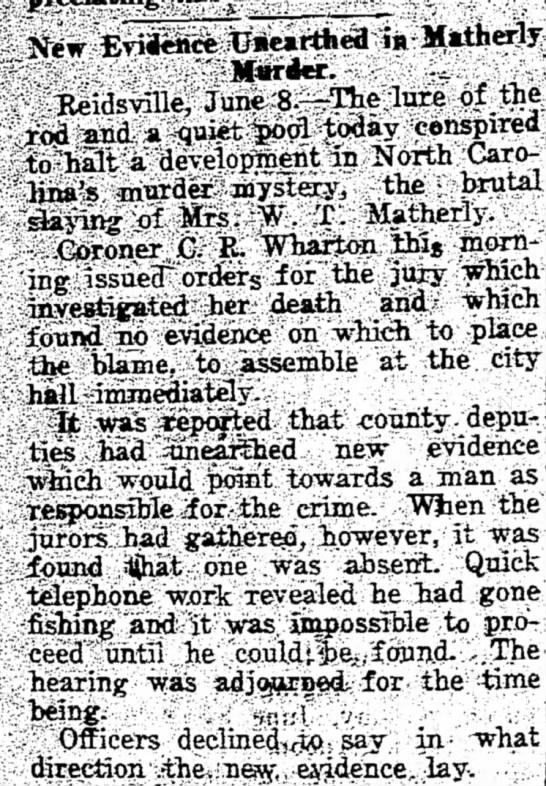 Statesville Record & Landmark (Statesville, North Carolina) 11 June 1928