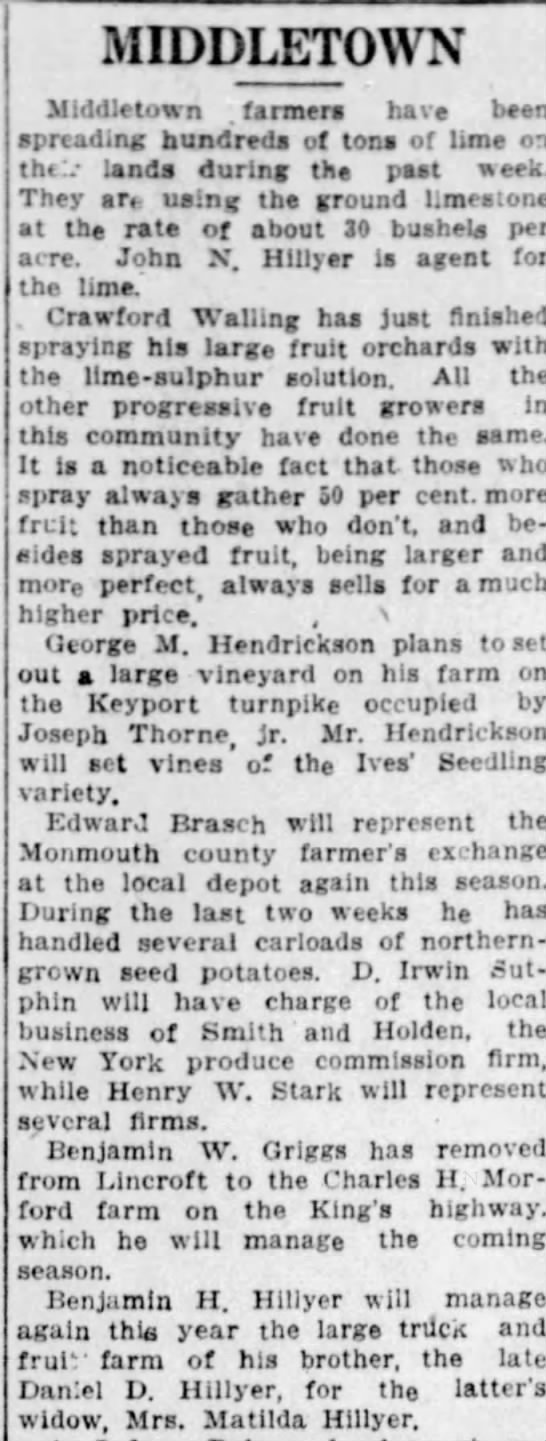 Asbury Park Press (Asbury Park, New Jersey) 09 Apr 1914, Thu Page 4