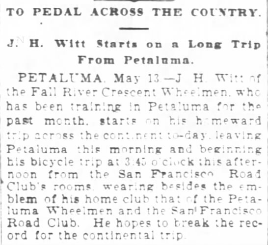 Witts, SF Chron, 14 May 1896, p. 5
