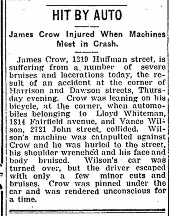 1917 Aug 10 Ft Wayne News