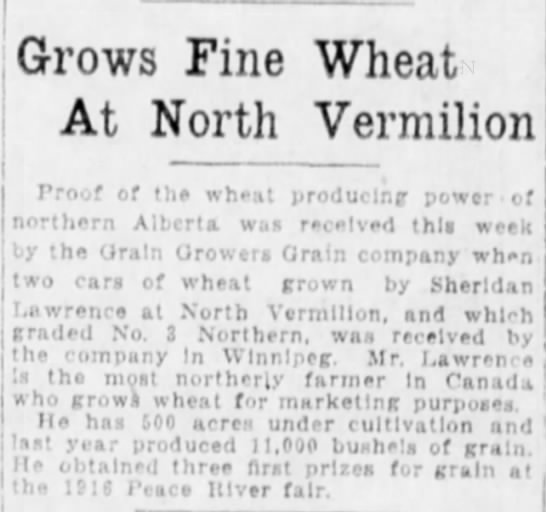 Winnipeg Tribune 1917.06.16