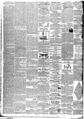 Morning Oregonian from Portland, Oregon on March 8, 1866 · Page 4