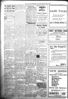 The Daily Deadwood Pioneer-Times from Deadwood, South Dakota on May 6, 1899 · Page 2