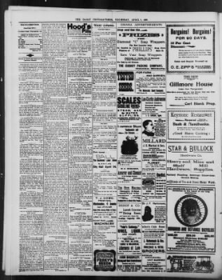 The Daily Deadwood Pioneer-Times from Deadwood, South Dakota on April 7, 1898 · Page 2