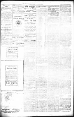 The Daily Deadwood Pioneer-Times from Deadwood, South Dakota on December 13, 1900 · Page 3