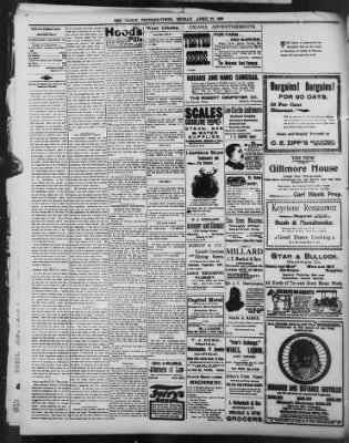 The Daily Deadwood Pioneer-Times from Deadwood, South Dakota on April 22, 1898 · Page 2