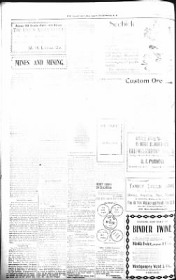 The Daily Deadwood Pioneer-Times from Deadwood, South Dakota on July 22, 1900 · Page 2