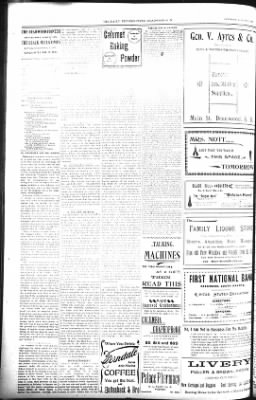The Daily Deadwood Pioneer-Times from Deadwood, South Dakota on August 4, 1900 · Page 2
