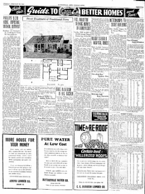 The Courier News from Blytheville, Arkansas on February 27, 1940 · Page 5