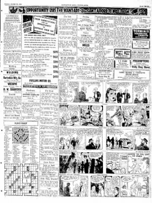 The Courier News from Blytheville, Arkansas on March 22, 1940 · Page 7
