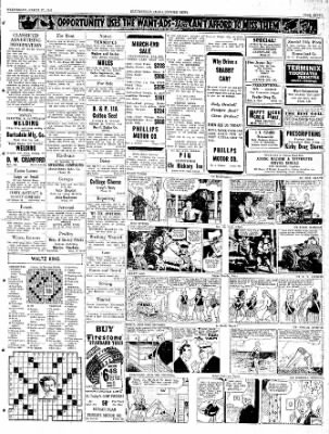 The Courier News from Blytheville, Arkansas on March 27, 1940 · Page 7
