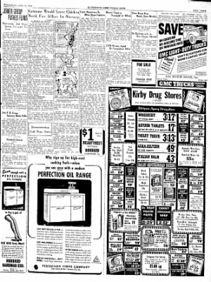 The Courier News from Blytheville, Arkansas on April 24, 1940 · Page 3