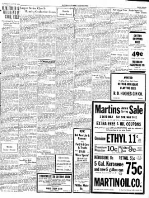 The Courier News from Blytheville, Arkansas on May 11, 1940 · Page 3