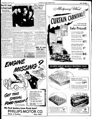 The Courier News from Blytheville, Arkansas on March 23, 1949 · Page 13