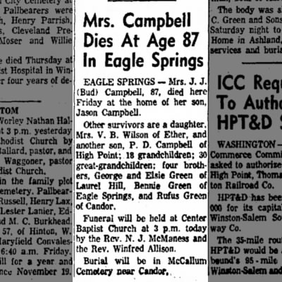The High Point Enterprise (High Point, North Carolina) 