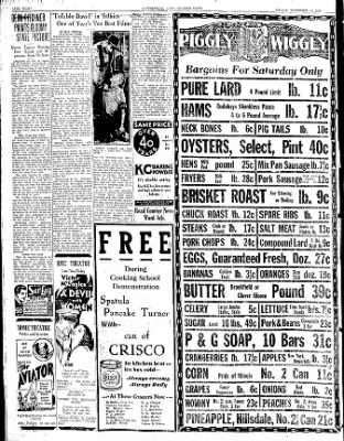 The Courier News from Blytheville, Arkansas on November 14, 1930 · Page 10