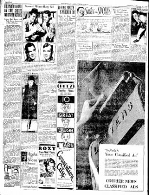 The Courier News from Blytheville, Arkansas on January 23, 1934 · Page 6