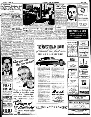 The Courier News from Blytheville, Arkansas on June 27, 1949 · Page 9