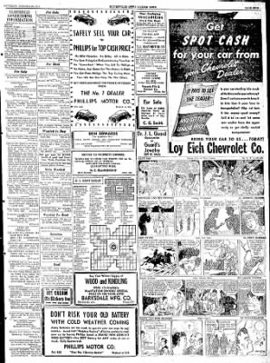 The Courier News from Blytheville, Arkansas on October 28, 1944 · Page 5