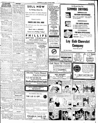 The Courier News from Blytheville, Arkansas on April 10, 1946 · Page 7