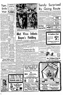 The Courier News from Blytheville, Arkansas on April 23, 1966 · Page 6