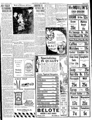 The Courier News from Blytheville, Arkansas on August 15, 1930 · Page 2