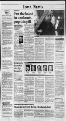 The Des Moines Register from Des Moines, Iowa on May 16, 1996 · Page 2