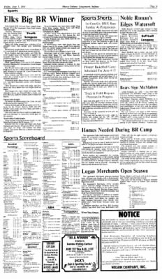 Logansport Pharos-Tribune from Logansport, Indiana on June 1, 1984 · Page 9