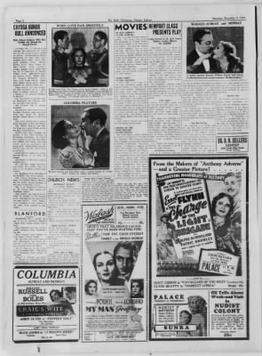 The Daily Clintonian from Clinton, Indiana on December 5, 1936 · Page 2