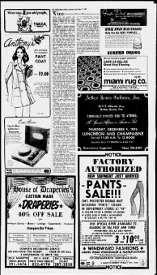 The Palm Beach Post from West Palm Beach, Florida on December 7, 1976 · Page 14