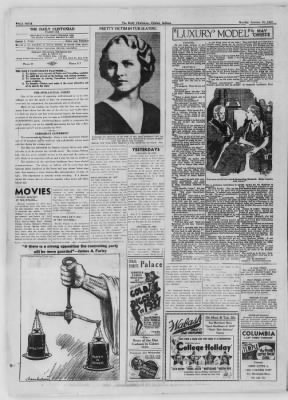 The Daily Clintonian from Clinton, Indiana on January 18, 1937 · Page 4