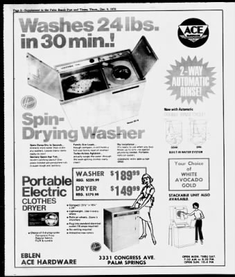 The Palm Beach Post from West Palm Beach, Florida on December 9, 1976 · Page 160