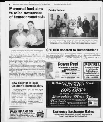 The Palm Beach Post from West Palm Beach, Florida on September 15, 1999 · Page 74