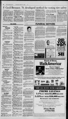 The Palm Beach Post from West Palm Beach, Florida on March 25, 1998 · Page 80