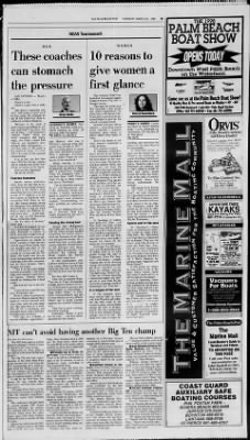 The Palm Beach Post from West Palm Beach, Florida on March 26, 1998 · Page 35