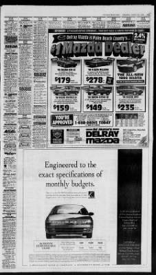 The Palm Beach Post from West Palm Beach, Florida on March 28, 1998 · Page 91