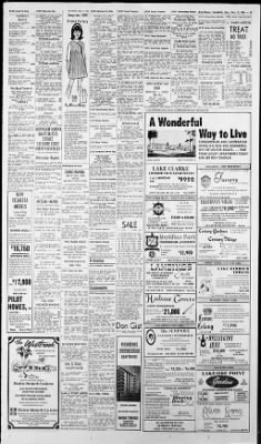 The Palm Beach Post from West Palm Beach, Florida on November 2, 1968 · Page 34
