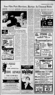 The Palm Beach Post from West Palm Beach, Florida on November 3, 1968 · Page 24