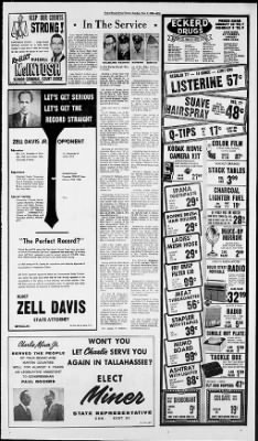 The Palm Beach Post from West Palm Beach, Florida on November 3, 1968 · Page 110