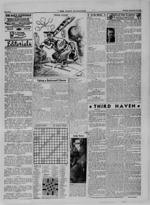 The Daily Clintonian from Clinton, Indiana on September 26, 1944 · Page 4