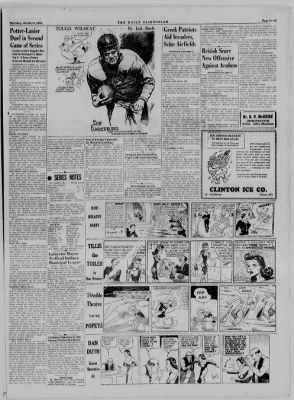 The Daily Clintonian from Clinton, Indiana on October 5, 1944 · Page 7