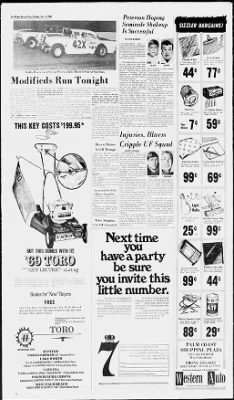 The Palm Beach Post from West Palm Beach, Florida on November 8, 1968 · Page 26
