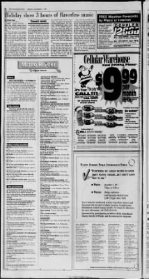 The Palm Beach Post from West Palm Beach, Florida on December 1, 1997 · Page 18