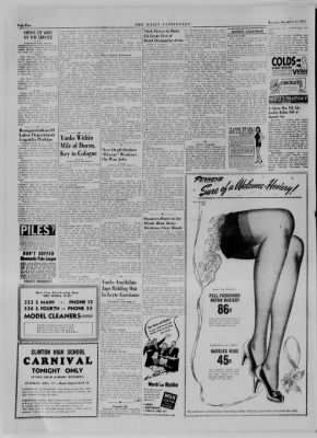 The Daily Clintonian from Clinton, Indiana on December 12, 1944 · Page 2