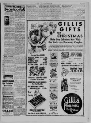 The Daily Clintonian from Clinton, Indiana on December 15, 1944 · Page 3